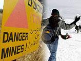 ЦАХАЛ призывает не заходить на минные поля во время отдыха на Голанах