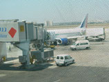 В аэропорту имени Бен-Гуриона
