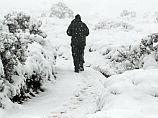 Морозы убили более 100 человек на Украине, Одессу сковало снегом и льдом