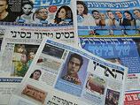 """Обзор ивритоязычной прессы: """"Маарив"""", """"Едиот Ахронот"""", """"Гаарец"""", """"Исраэль а-Йом"""". Пятница, 6 апреля 2012 года"""
