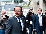 Лидером оказался представитель социалистов Франсуа Олланд