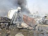 После терактов в Дамаске. 10 мая 2012 года