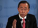 Генеральный секретарь ООН Пан Ги Мун осудил теракты в Дамаске