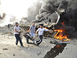 После взрывов в Дамаске. 10 мая 2012 года