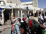 Палестинцы проводят акции солидарности с голодающими заключенными