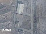 Снимок секретного объекта в Парчине. 4 марта 2012 года