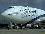 """Boeing 747-400 компании """"Эль-Аль"""""""