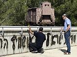 """""""Спасибо Гитлеру за Холокост"""": в осквернении """"Яд ва-Шема"""" подозревают """"харедим"""""""