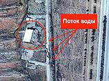 Снимок секретного объекта в Парчине. 9 апреля 2012 года