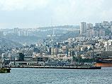 Хайфский порт