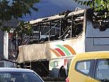 """18 июля в аэропорту """"Сарафово"""" болгарского города Бургаса прогремел взрыв в автобусе, перевозившем группу израильских туристов"""