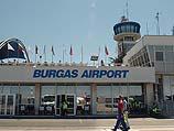 Аэропорт города Бургас