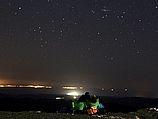 """""""Звездный дождь"""" в Мицпе-Рамон. 12.08.2012"""