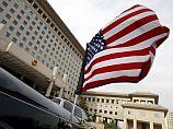 Египтяне сорвали американский флаг с посольства США в Каире