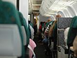При посадке в Рош-Пине у пассажирского самолета сломалось шасси