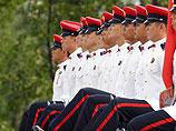 На втором месте по уровню милитаризации Сингапур