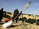 Массированный ракетный обстрел Ашдода