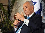 Перес: необходимо как можно скорее подписать мирный договор с Аббасом