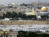 Снег в Иерусалиме. 2008-й год
