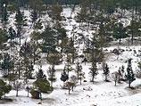 Снег в Негеве. Весна 2012 года