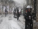 Снег в Иерусалиме (архив)