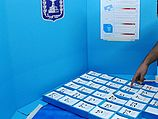 Явка избирателей относительно высокая - в 12:00 проголосовали 26,7%