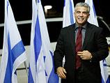 Яир Лапид. Иерусалим, 30 января 2013 года
