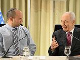 """Председатель партии Нафтали Беннет сказал, что """"Байт Иегуди"""" рекомендует поручить формирование правительства Биньямину Нетаниягу"""