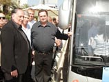 """В Хайфе начались испытания автобусов системы """"Метронит"""""""