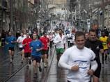 Улицы Иерусалима в связи с марафоном закрывают для движения транспорта