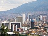 Колумбийский город Медельин