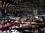 В выставочном центре Palexpo в Женеве проходит 83-й Международный автосалон