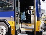 Минтранс приказал оснастить все автобусы системой пожаротушения