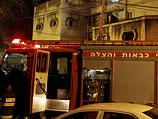 В результате пожара в Лоде погибла женщина