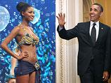 Йетаиш (Тити) Эйнау и Барак Обама