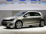 """""""Всемирным автомобилем года 2013"""" стал Volkswagen Golf седьмого поколения"""