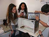 В соревновании по вскрытию сейфов победили школьники из Эйн-Харода