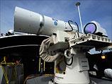 Лазерная пушка для уничтожения БПЛА и катеров - новое оружие ВМФ США