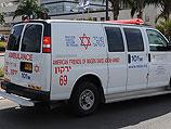 В центре Тель-Авива автомобиль сбил женщину, водитель скрылся с места аварии