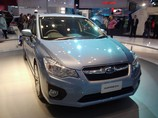 На израильском рынке стартовали продажи нового седана Subaru Impreza