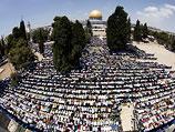 Первая пятница Рамадана. 27000 палестинцев прибыли в Иерусалим