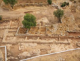 В окрестностях Бейт-Шемеша обнаружен дворец царя Давида