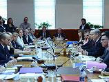 На заседании правительства. 28 июля 2013 года