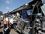 Авария на шоссе №6 04.08.2013