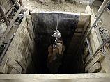 Для предотвращения контрабанды оружия и проникновения палестинских боевиков из сектора Газы в Египет по подземным туннелям армия Египта создает вдоль границы полосу отчуждения