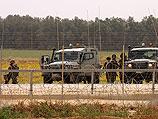 Попытка теракта на границе Газы