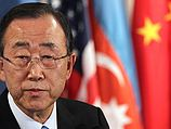 Пан Ги Мун: применение силы законно только в случае самообороны или с разрешения Совета безопасности ООН