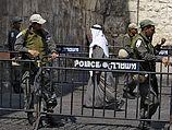 После пятничной молитвы на Храмовой горе начались беспорядки