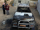 """""""Таг мехир"""" рядом с Рамаллой: месть за эвакуацию Геулат Цион"""