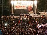 Митинг, посвященный 18-й годовщине убийства Ицхака Рабина, Тель-Авив, 12 октября 2013 г.